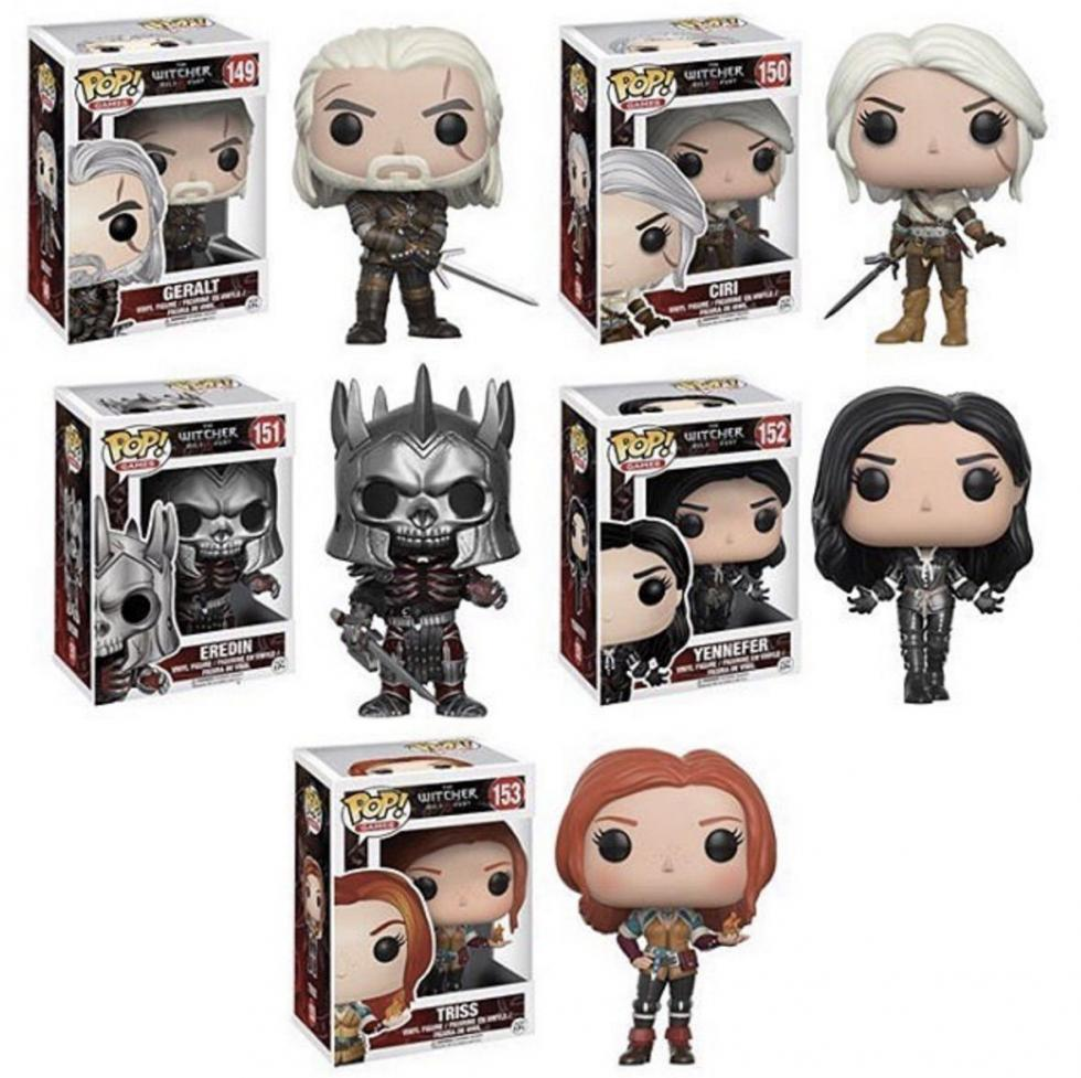 The Witcher - Funko Pop!