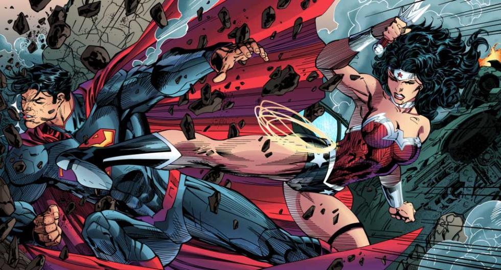 Wonder Woman derrota a Superman