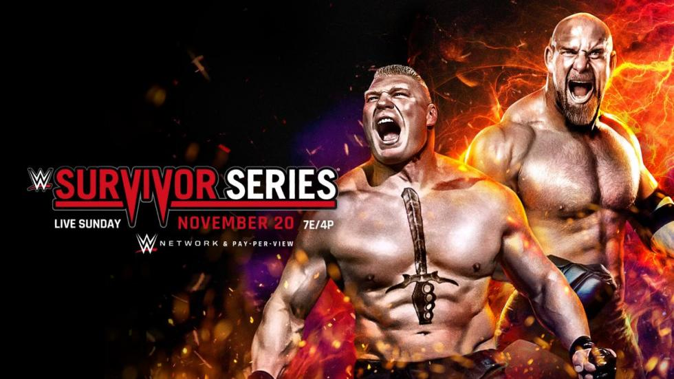WWE - Resultados de Survivor Series, Lesnar vs Goldberg y Raw vs SmackDown