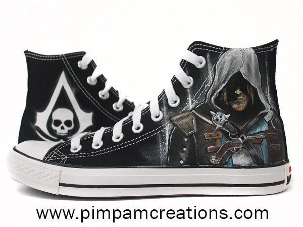 Zapatillas Assassin's Creed IV Black Flag