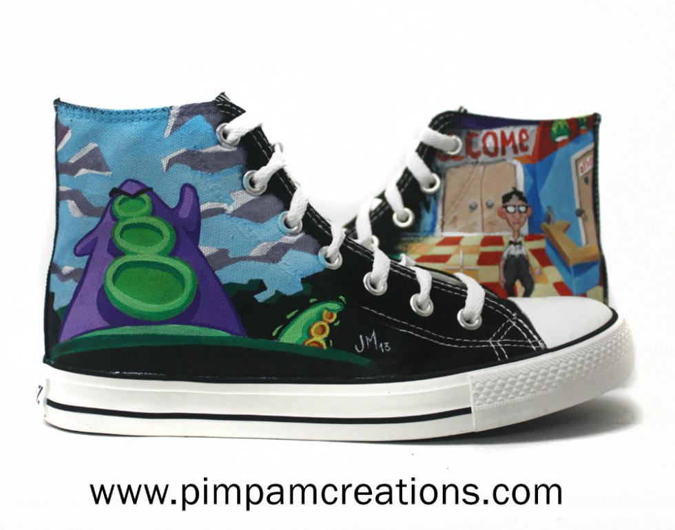 Zapatillas Day of the Tentacle