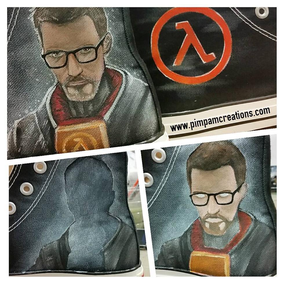 Zapatillas Half-Life