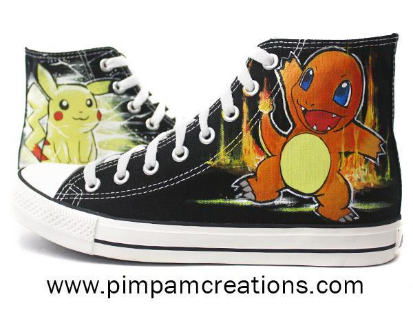 Zapatillas Pokémon