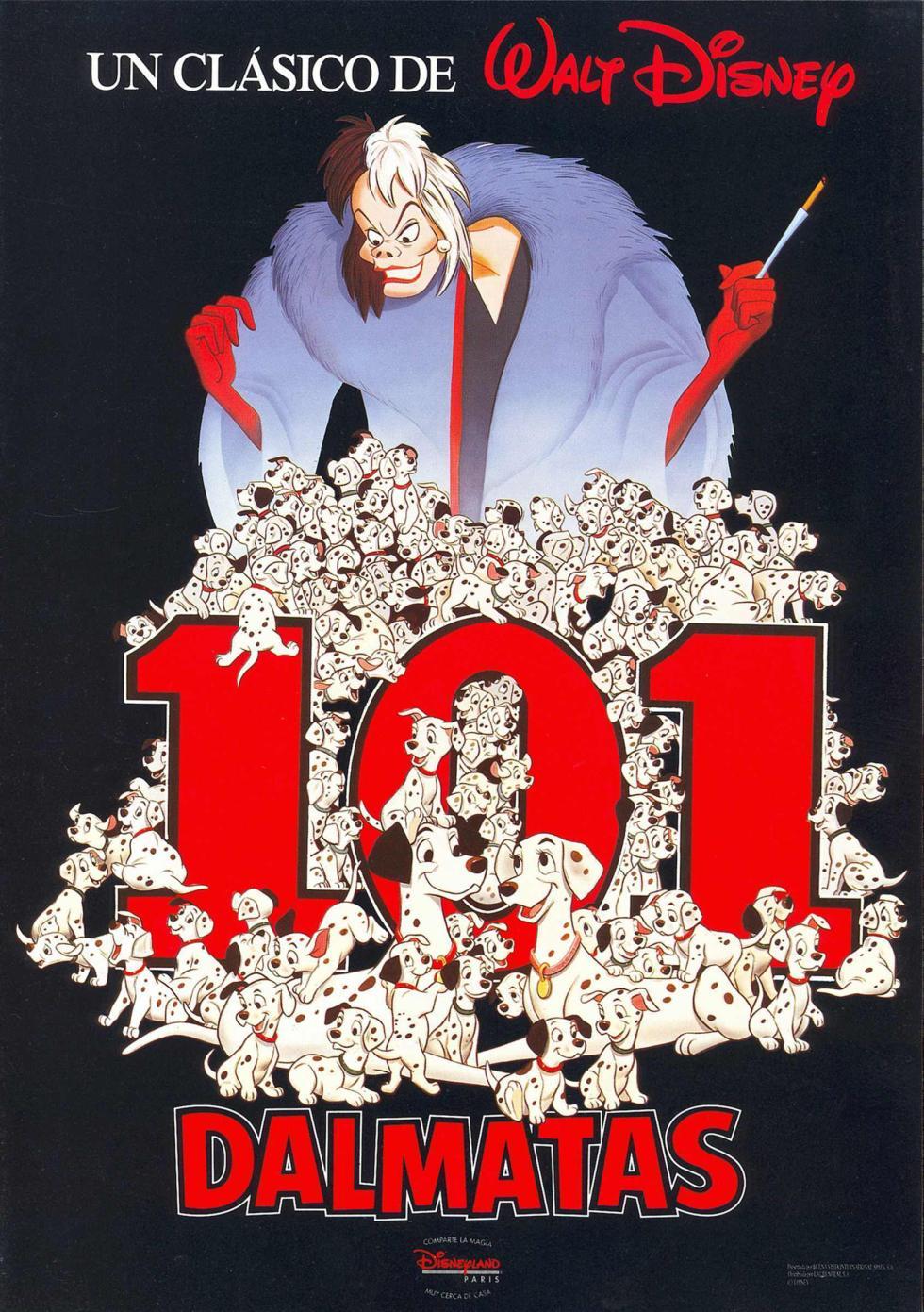 101 dálmatas