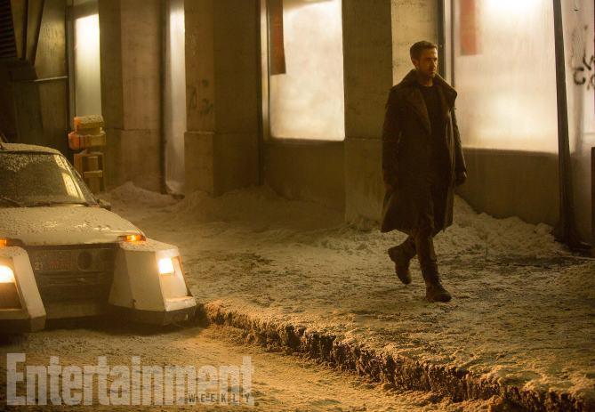 Blade Runner 2049 - Exclusivas imágenes detrás y delante de cámaras