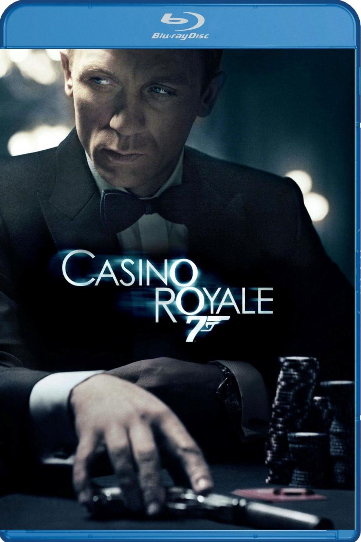 personajes de 007 casino royale