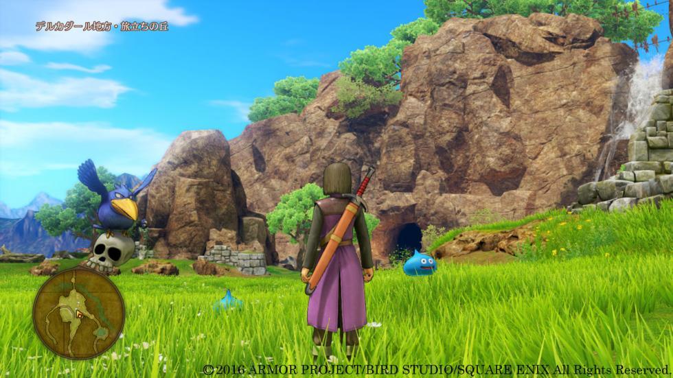 Dragon Quest XI PS4 3DS