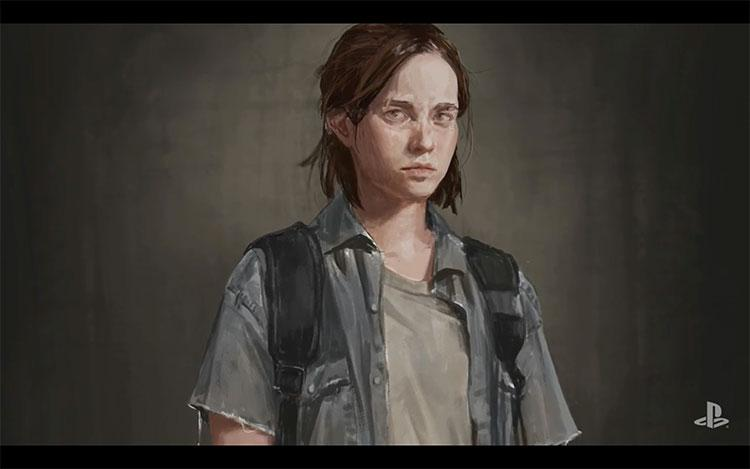 Arte de The Last of Us 2