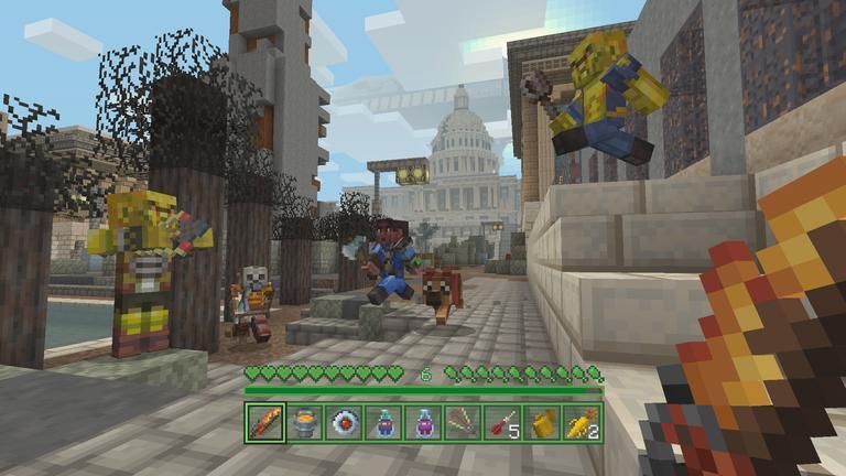 Fallout en Minecraft