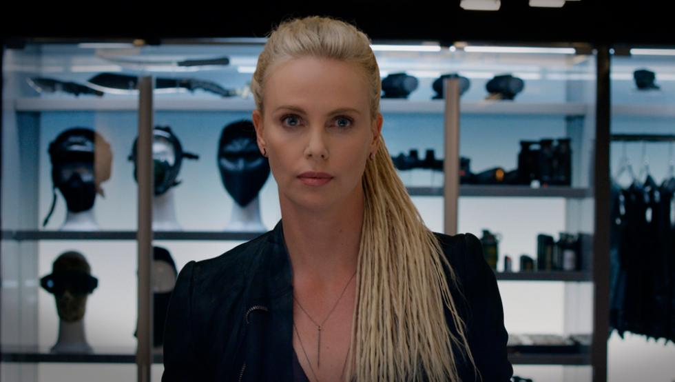 Fast and Furious 8 Charlize Theron 2