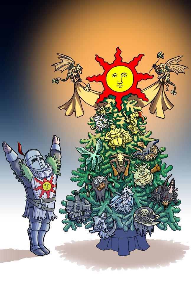 Felicitaciones fin de año y año nuevo 2017 muy frikis