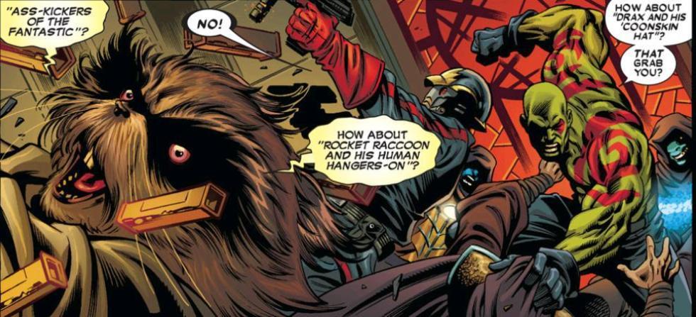 Guardianes de la Galaxia: Legado - Review del origen del grupo