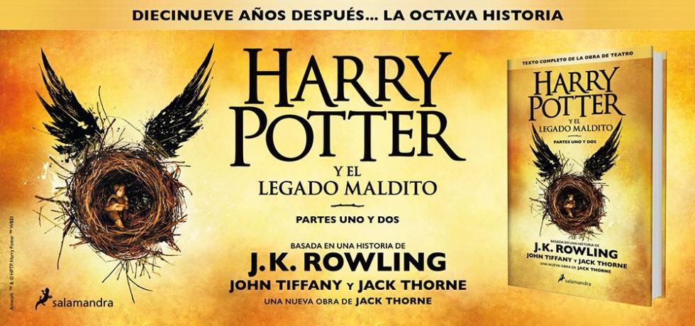 J. K. Rowling, Jack Thorne, John Tiffany