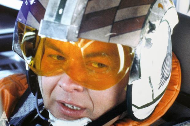 Ian Liston interpretó a Wes Jason uno de los pilotos rebeldes en la batalla de Hoth