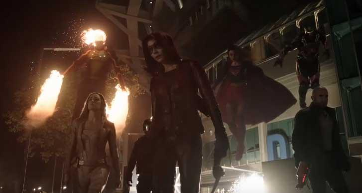 Invasion! - Crítica del crossover de Flash, Arrow, Supergirl y Legends of Tomorrow