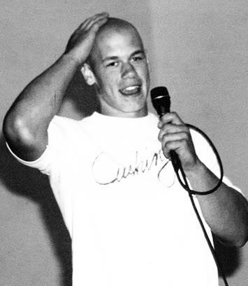 John Cena antes de su etapa como luchador de la WWE