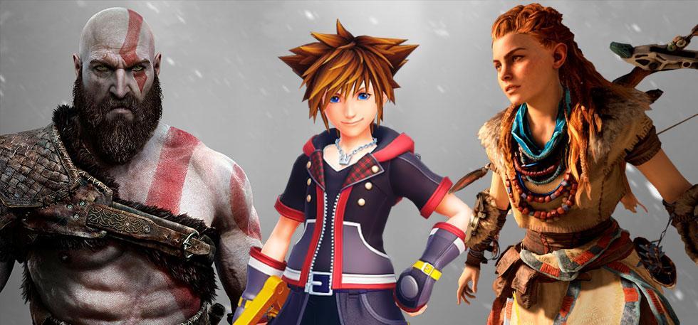 Juegos de PS4 para 2017