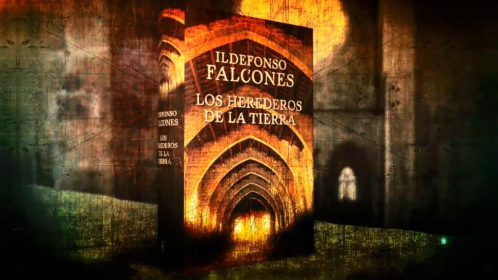 Libros, Ficción, Ildefonso Falcones