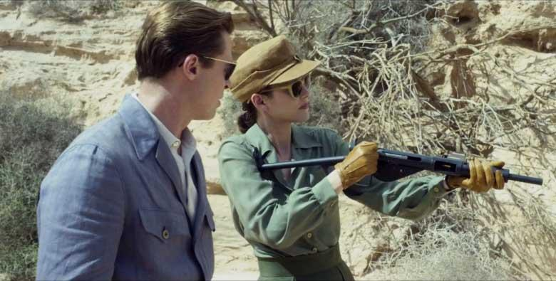 Las mejores películas bélicas de 2016: Juego de Armas, Aliados...