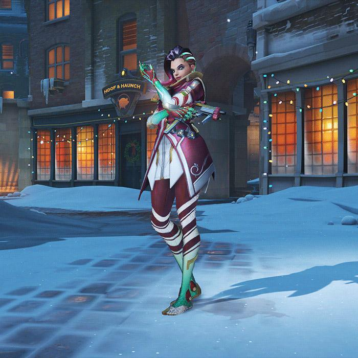 Overwatch Winter Wonderland
