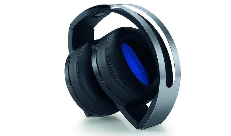 Platinum Wireless Headset PS4