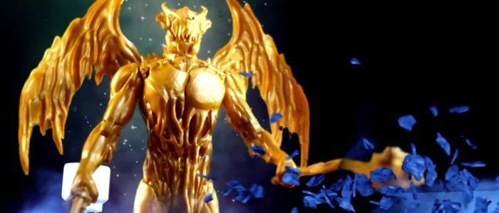 Power Rangers: Goldar
