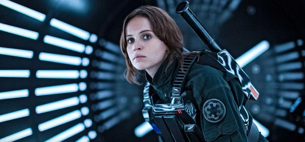 Rogue One: ¿Por qué Felicity Jones mola como protagonista?