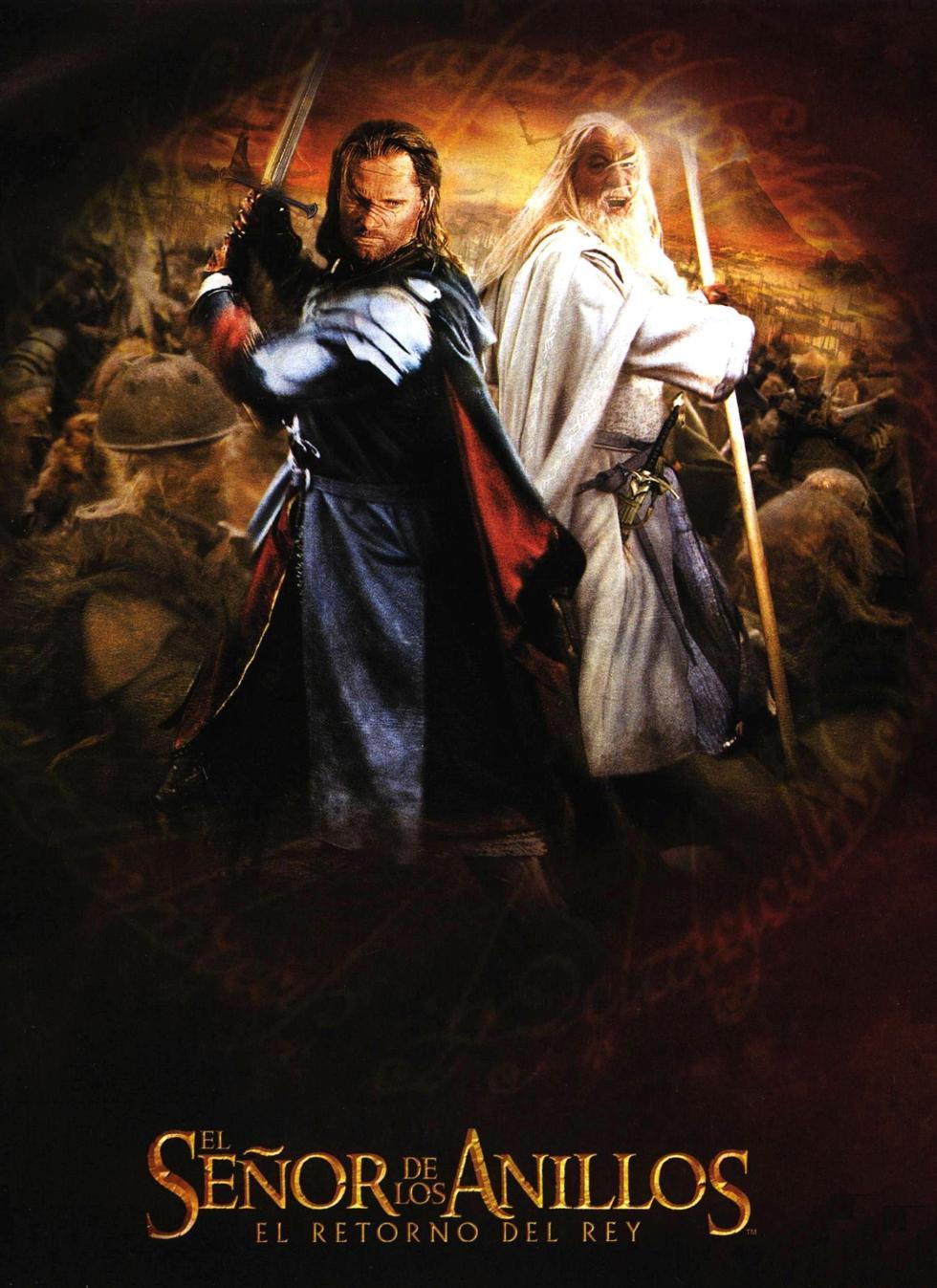 El señor de los anillos: El retorno del Rey