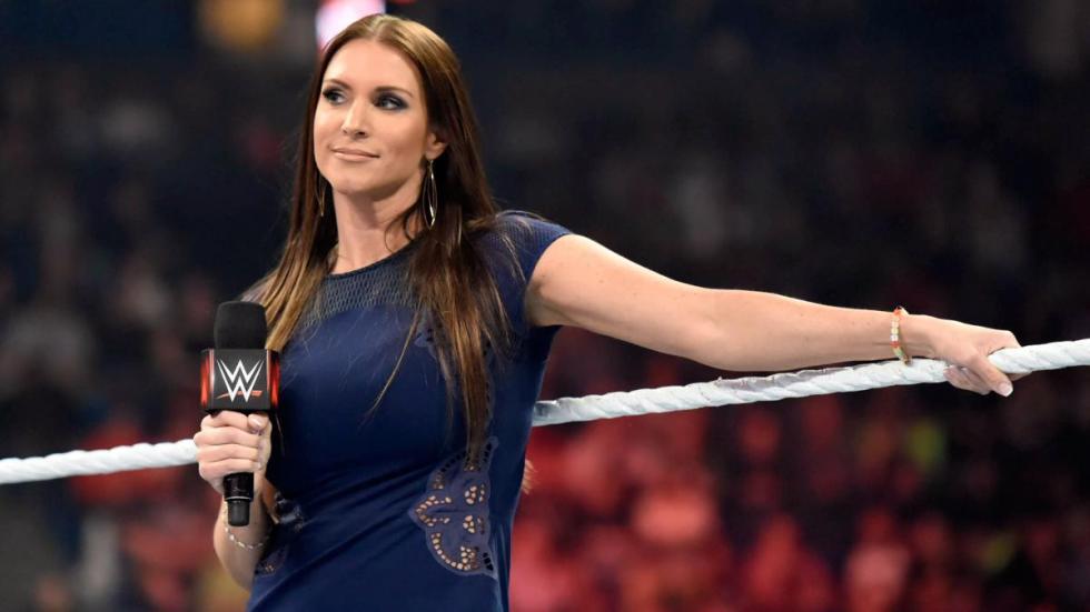 Stephanie McMahon ahora como mandamás de Raw
