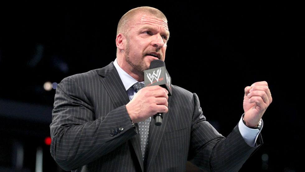 Triple H ahora