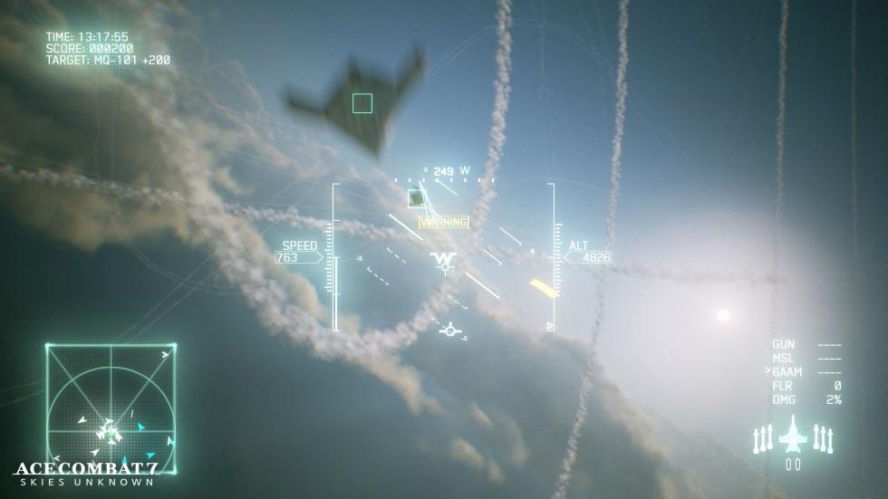 Ace Combat 7 Unknown Skies