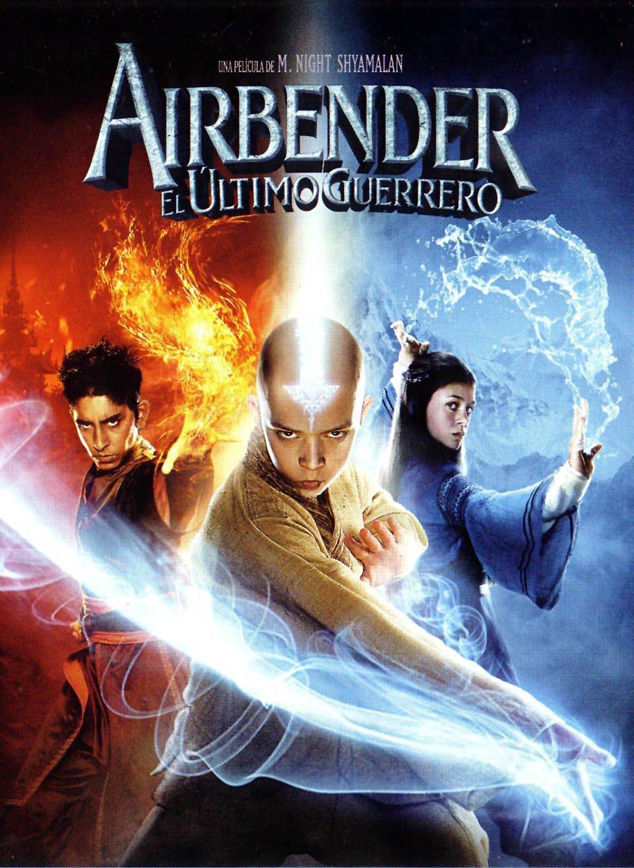 Airbender, el último guerrero