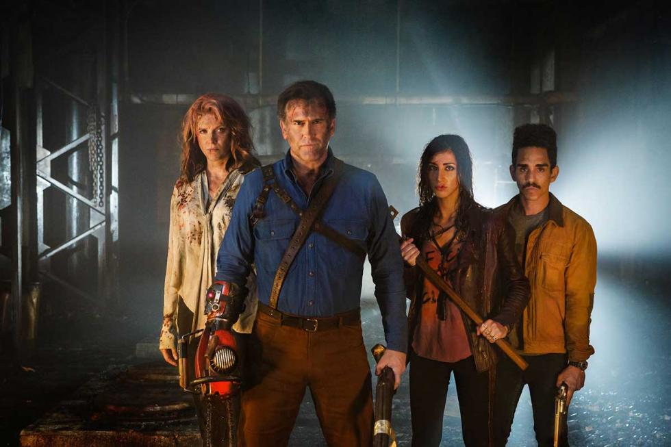 Ash vs Evil Dead: Crítica de la temporada 2 con Bruce Campbell