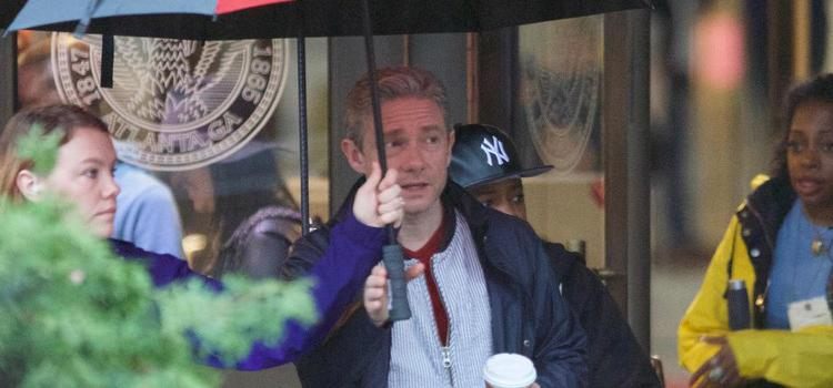 Martin Freeman , Fase 3, MArvel