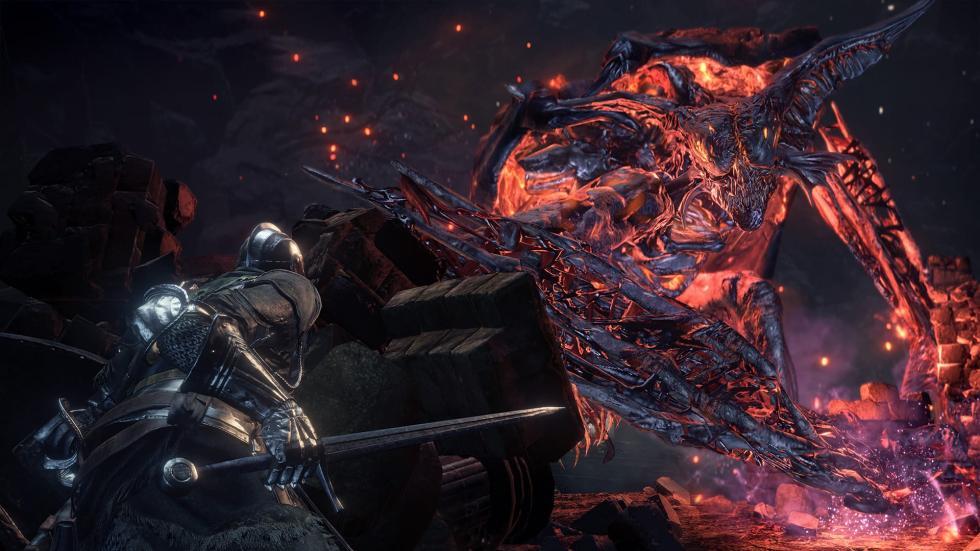 Dark Souls 3: The Ringed City - Nuevas imágenes