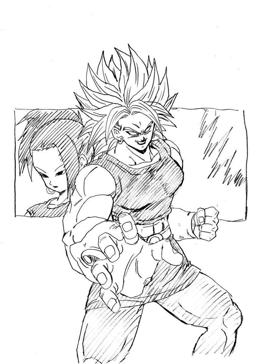 Dragon Ball Super Fanarts
