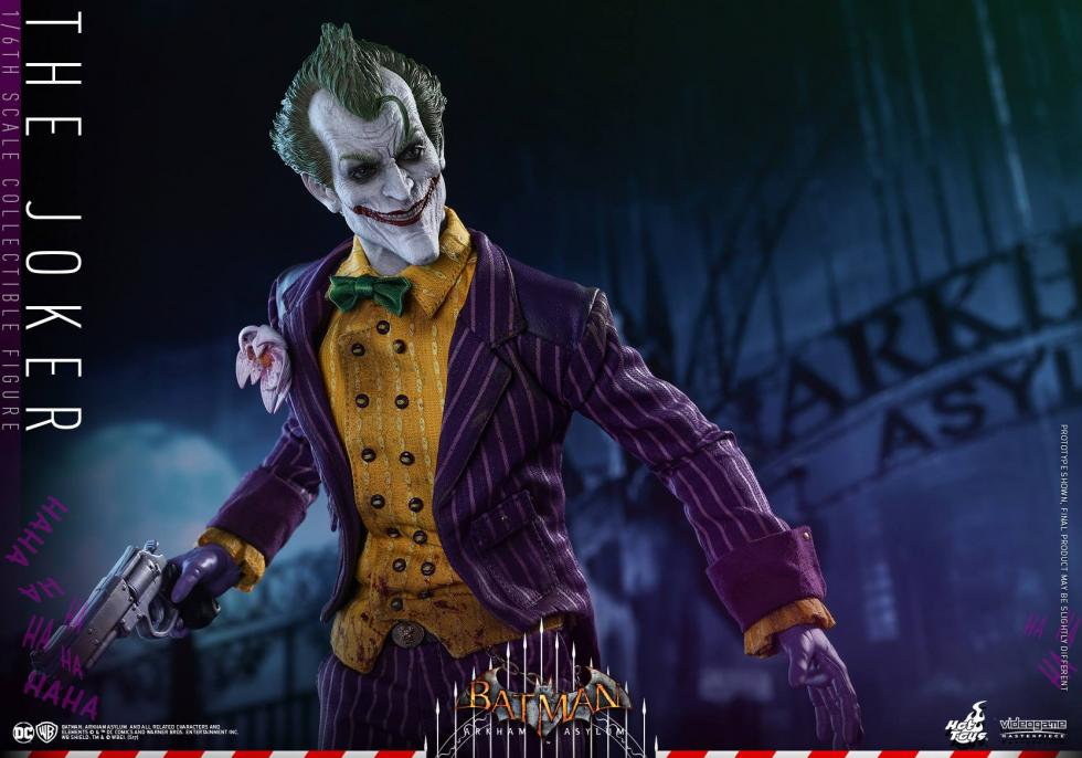 Hot Toys, Batman, Arkham Asylum