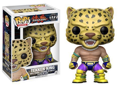Funko Pop! de Tekken - King