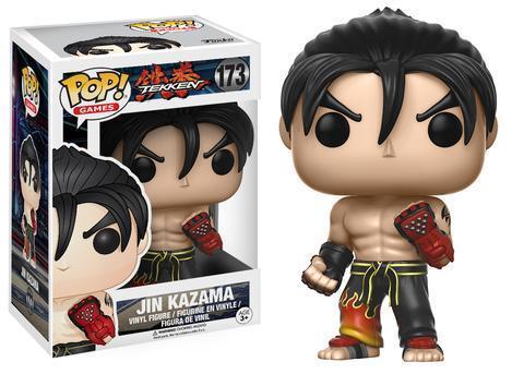 Funko Pop! de Tekken - Jin Kazama
