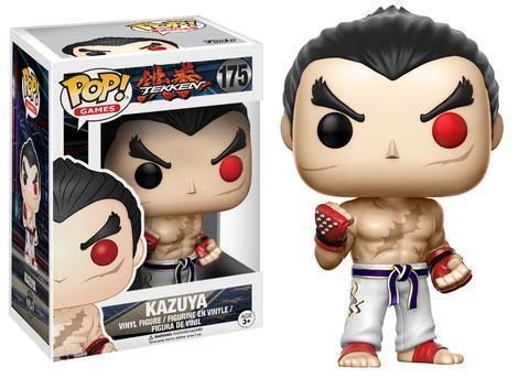 Funko Pop! de Tekken - Kazuya