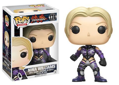 Funko Pop! de Tekken - Nina Williams