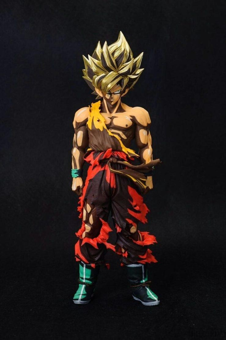 Goku Año Nuevo Chino