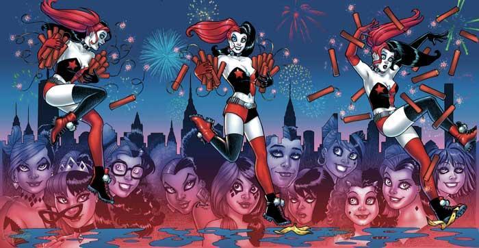 Harley Quinn: Entre besos, tiros y puñales - Review del tomo 3