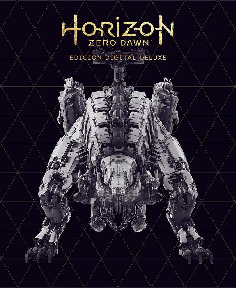 Horizon Zero Dawn Edición Digital