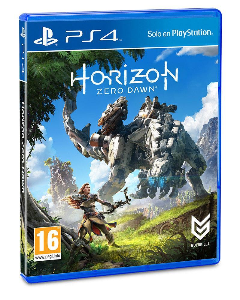 Horizon Zero Dawn Edición Standard