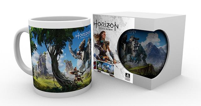 Horizon Zero Dawn taza