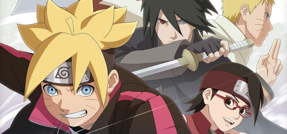 Los mejores juegos anime de 2017