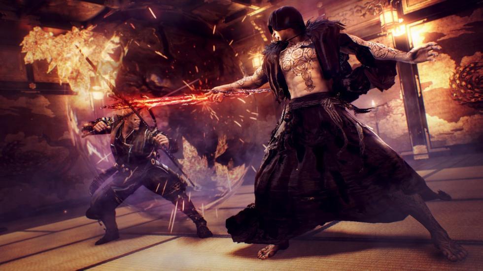 Nioh para PS4 - Nuevas imágenes