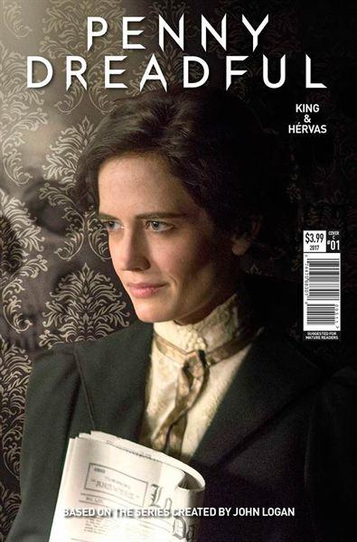 Penny Dreadful cómic