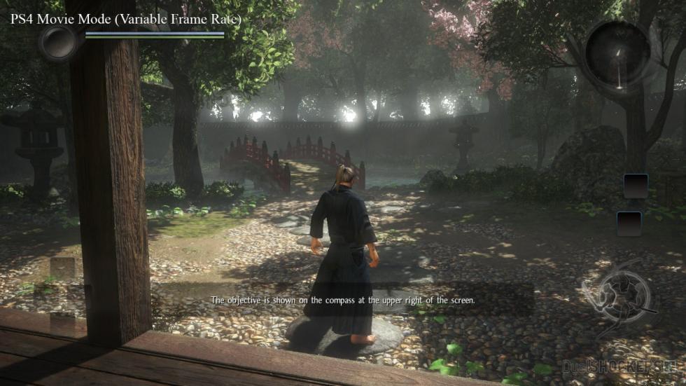PS4 Modo acción Dualshockers